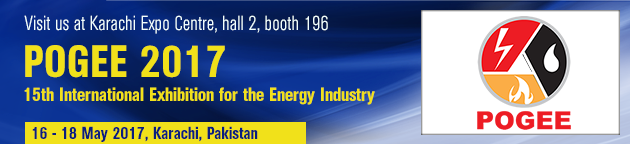 15th International Exhibition for the Energy Industry - POGEE 2017